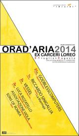 Il programma 2014 del festival indipendente Ora d'Aria di Loreo (RO)